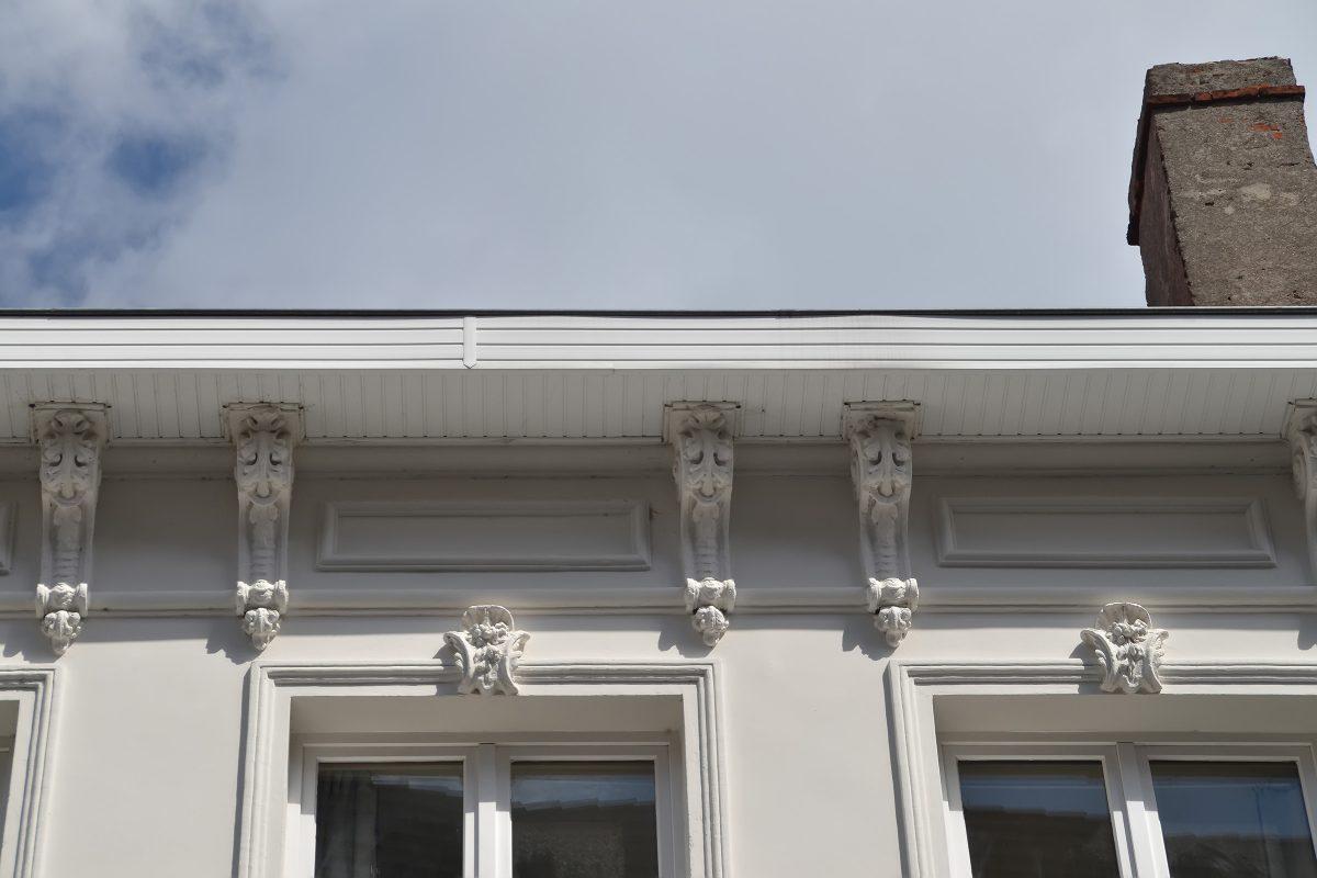 Foto van gebouw Postheernestraat 60, Gent.